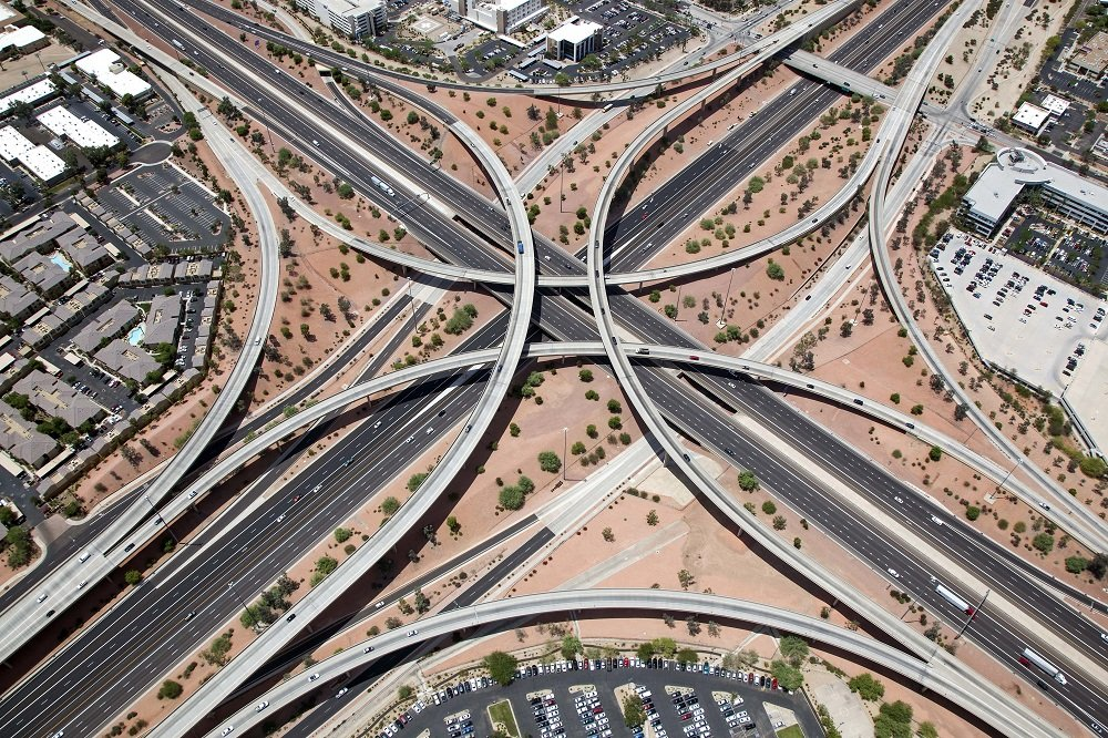 an intersection in phoenix