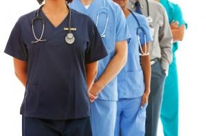 medical doctors and nurses