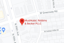 Mushkatel, Robbins & Becker, P.L.L.C. location